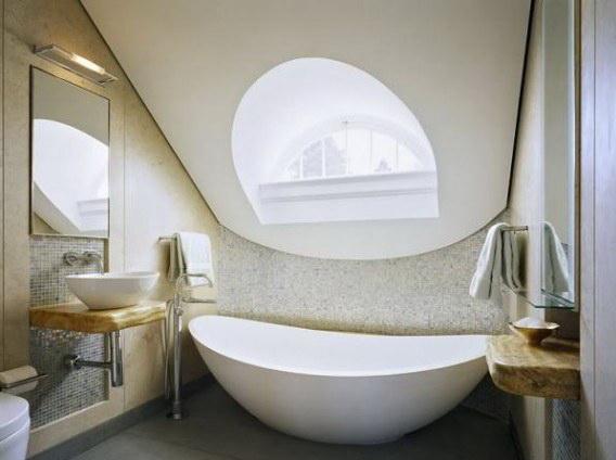 И архитектура › окно в ванной комнате