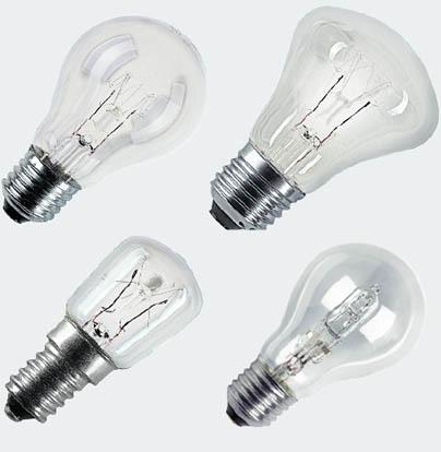 обычные гологенные лампочки накаливания