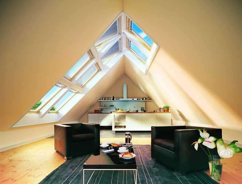Как самому сделать проект мансарды дома